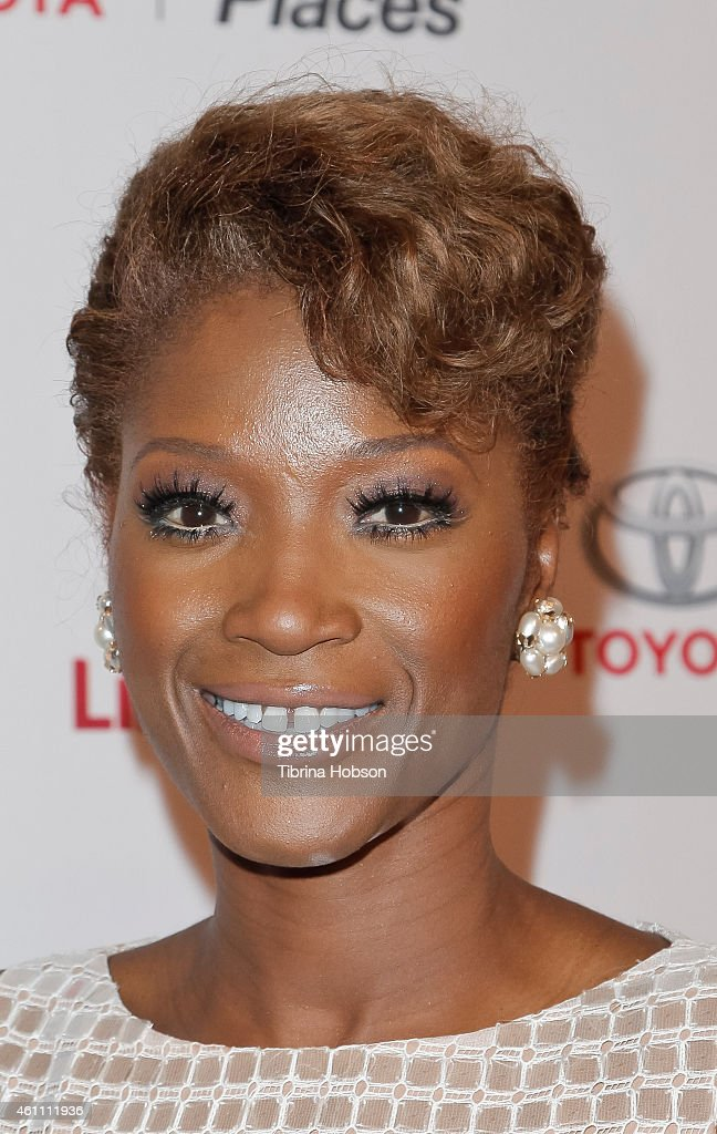 Yolonda Ross attends the world premiere of Lifetime's 'Whitney' at The Paley Center for Media on January 6, 2015 in Beverly Hills, California.