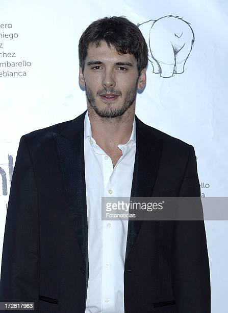 Yon Gonzalez attends Bambu Producciones anniversary party at Shoko on July 4 2013 in Madrid Spain