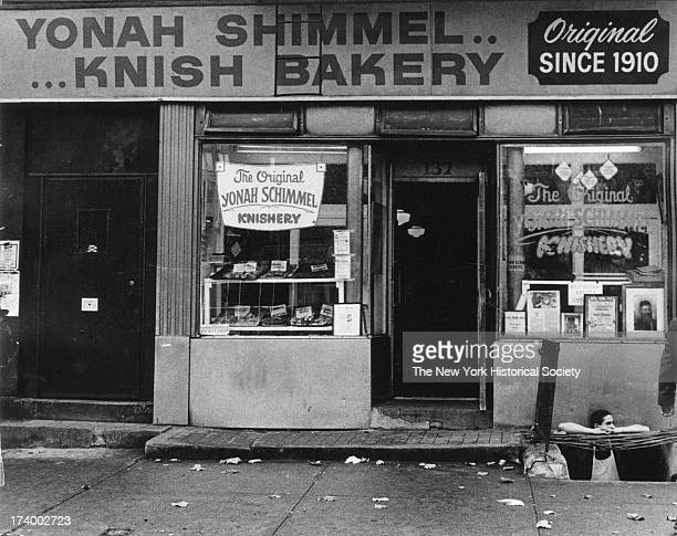 Image result for yonah schimmel knish getty images