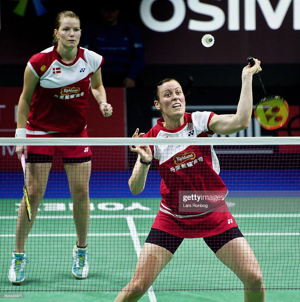 Badminton Denmark Open s and