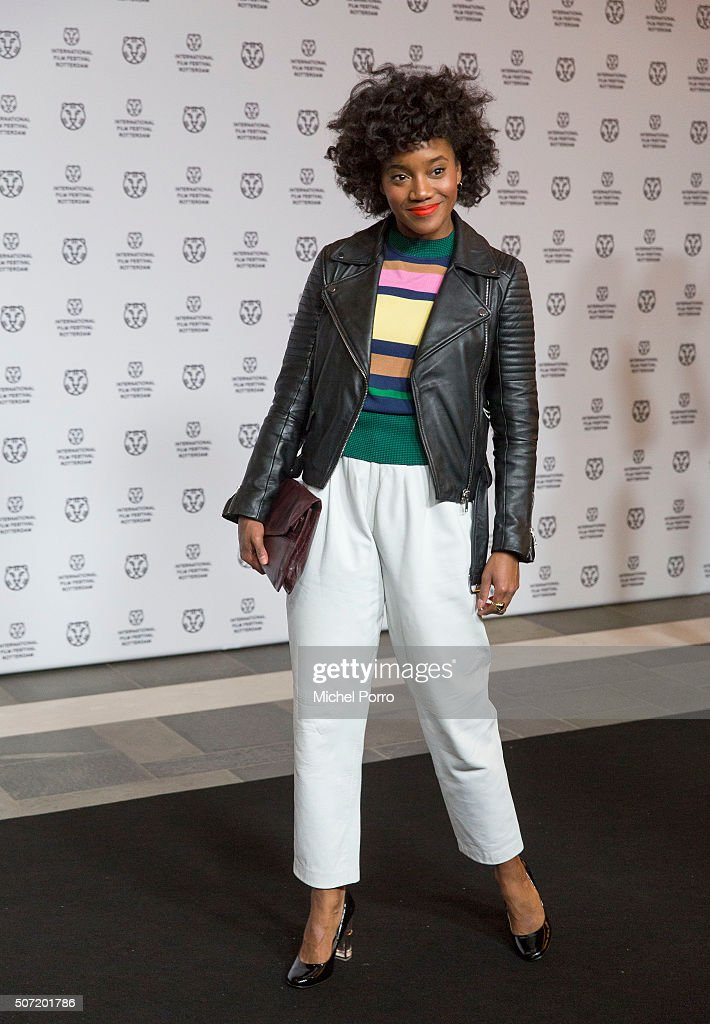 Yootha Wong Loi Sing attends the opening of the Rotterdam International Film Festival on January 27, 2016 in Rotterdam, Netherlands