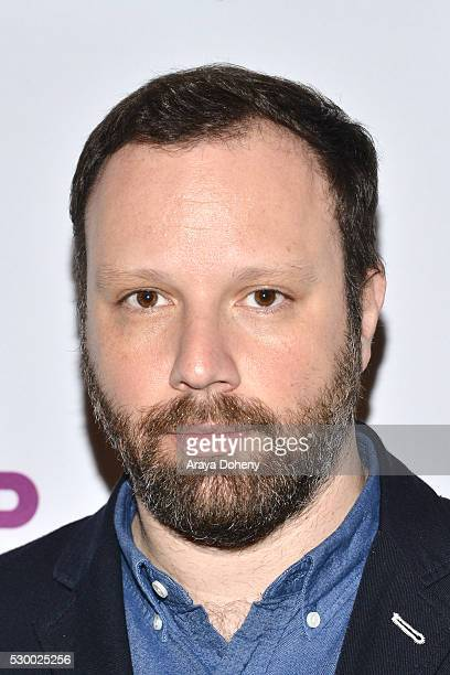 Yorgos Lanthimos attends the Film Independent at LACMA presents 'Lobster' screening and QA on May 09 2016 in Los Angeles California
