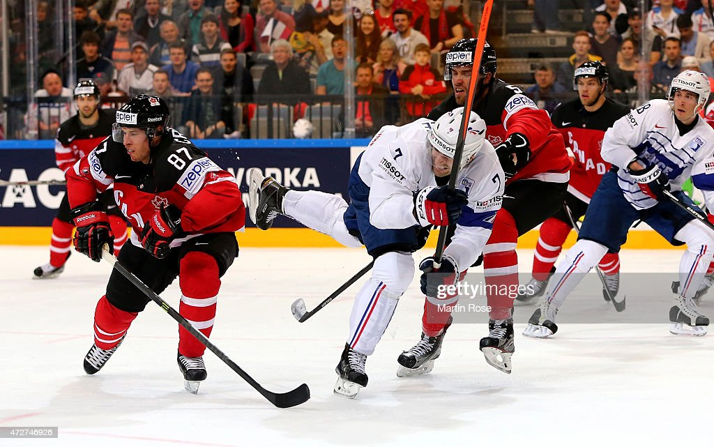 France v Canada - 2015 IIHF Ice Hockey World Championship
