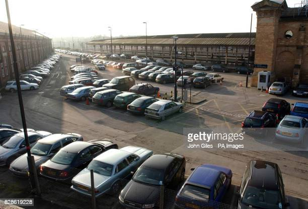 York Station where a new species of plant was discovered in the Station Car Park The York groundsel Britain s newest species of plant was discovered...