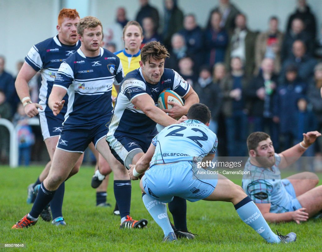 Yorkshire Carnegie v London Scottish - British & Irish Cup