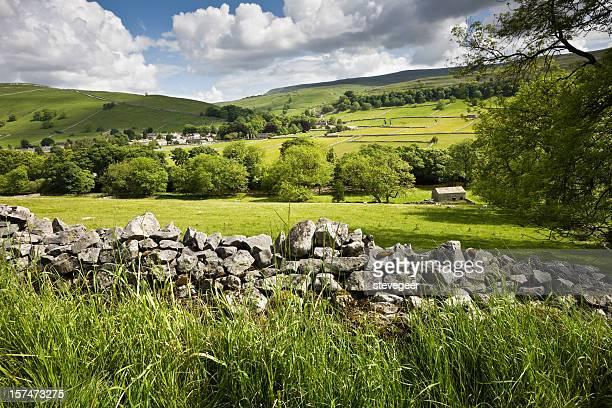 Yorkshire et de la campagne Village