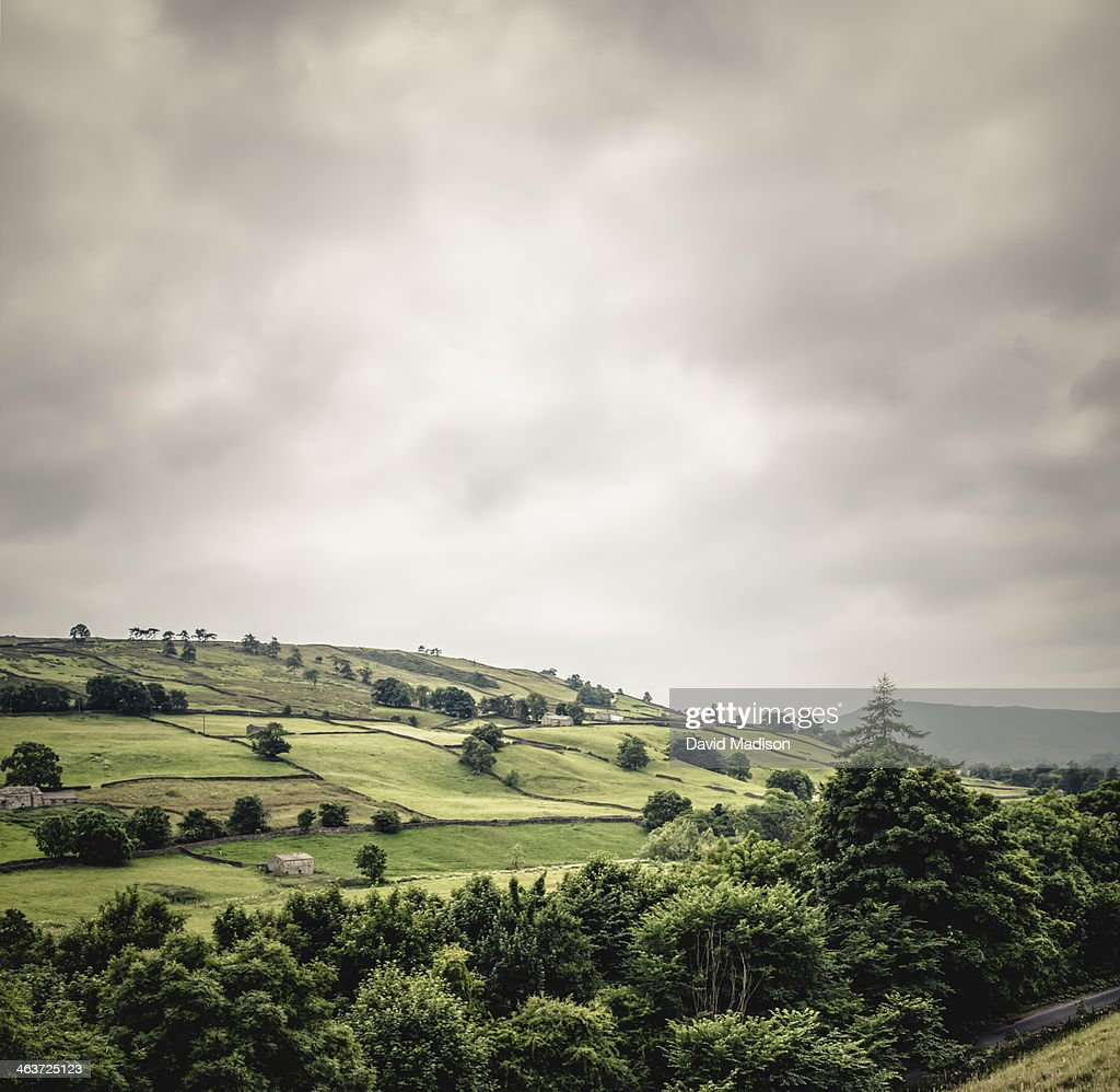 Yorkshire Dales, England. : Stock Photo