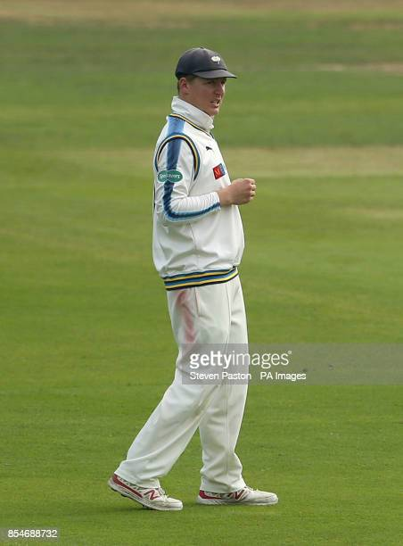 Yorkshire's Gary Ballance during day three of the Specsavers County Championship Division One match at the Cloudfm County Ground Chelmsford