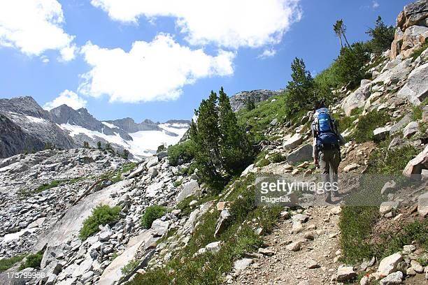 Yosemite Backpacker