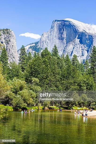Yosemite, Half Dome, California