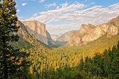Yosemite National Park, California, USA - August 20, 2014