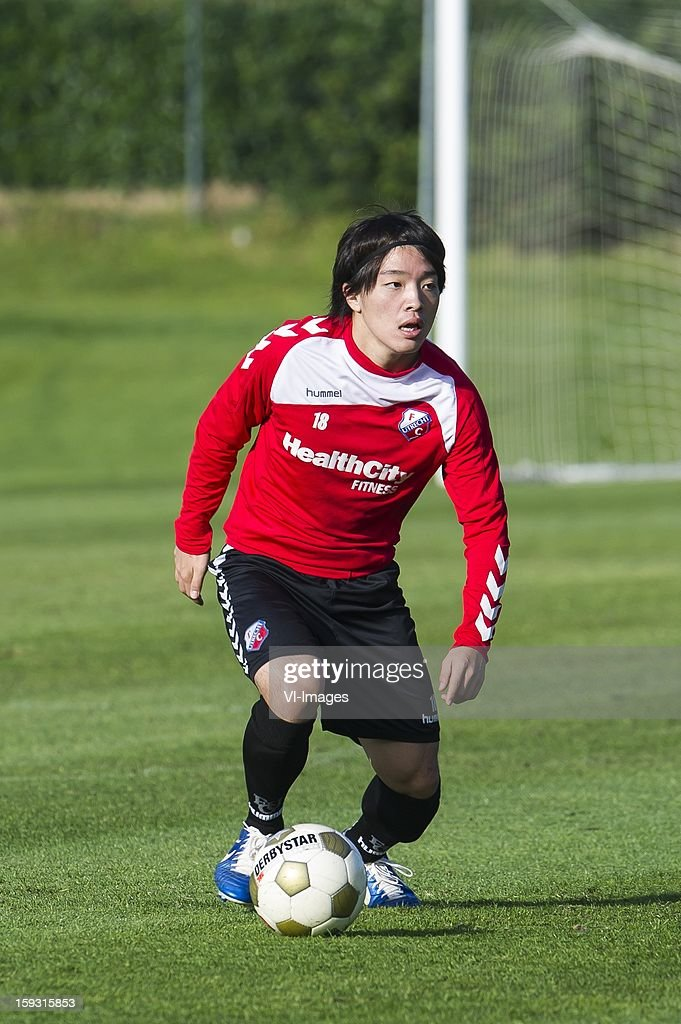 Yoshiaki Takagi of FC Utrecht during the training camp of FC Utrecht on January 11, 2013 at Almancil, Portugal.