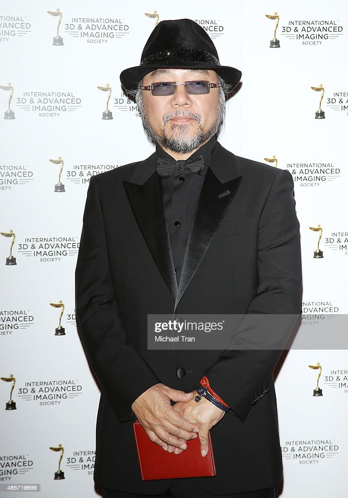 Yoshihiko Dai arrives at the 2014 International 3D and Advanced Imaging Society's Creative Arts Awards held at Steven J. Ross Theatre on January 28, 2014 in Burbank, California.