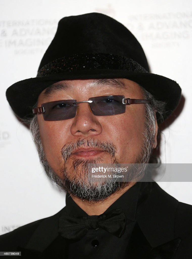 Yoshihiko Dai attends the 2014 International 3D and Advanced Imaging Society's Creative Arts Awards at the Steven J. Ross Theatre, Warner Bros. Studios on January 28, 2014 in Burbank, California.