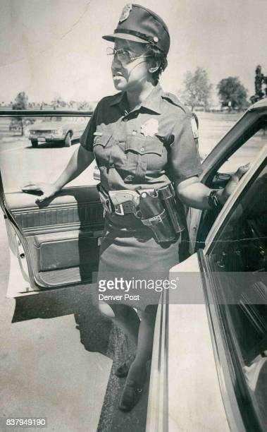 JUN 10 1976 MAY 26 1979 'ARE You A Lady Cop' Is A Question Theresa Webb Hears Often Uniform accessories include 38Caliber revolver handcuffs in pouch...