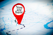 you are here map