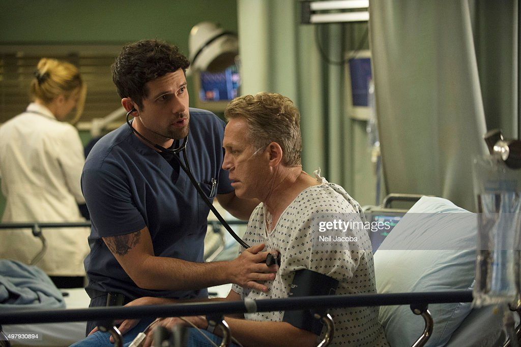 BLACK 'You Are the Heart' This episode of 'Code Black' is airing WEDNESDAY NOVEMBER 18 on CBS
