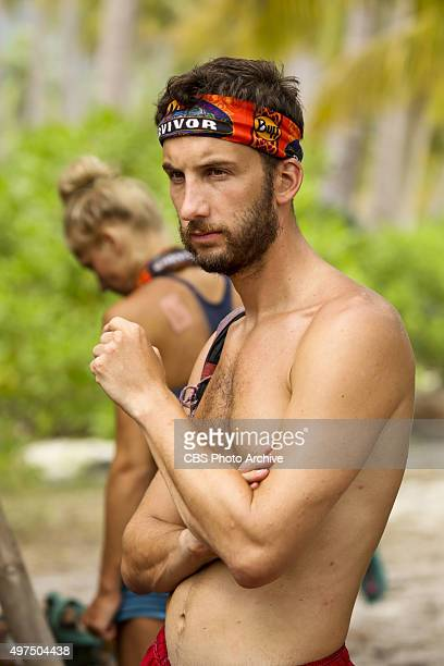 'You Call We'll Haul' Stephen Fishbach during the eighth episode of SURVIVOR Wednesday Nov 11 The new season in Cambodia themed 'Second Chance'...