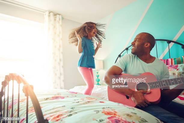 You rock, dad!