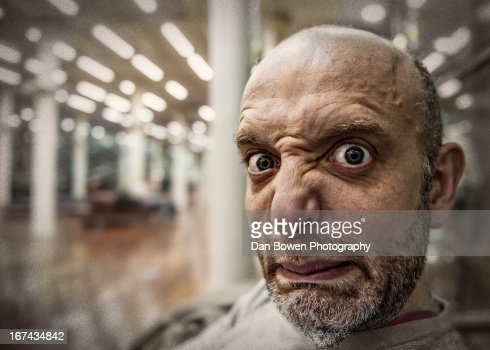 You Talking to Me? : Stock Photo