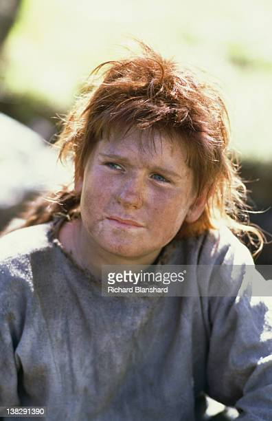 A young actor from the film 'Braveheart' 1995