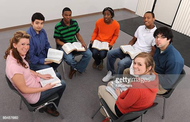 Jeune adulte Bible d'étude