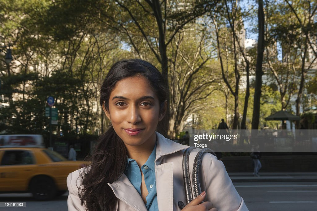 Young adult female business professional : Stock Photo