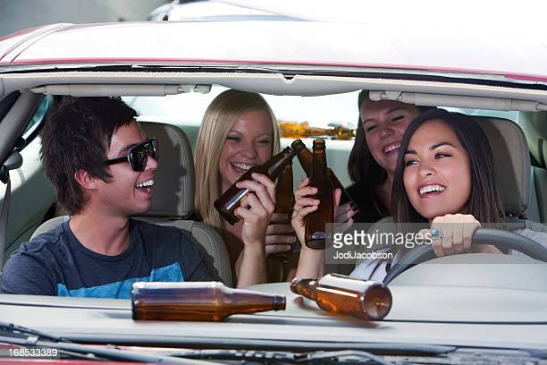 young adults drinking and driving- Short future