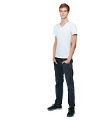 A full length portrait of a handsome young man isolated on whitehttp://195.154.178.81/DATA/shoots/ic_783336.jpg
