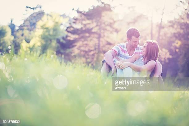 Giovane e in amore