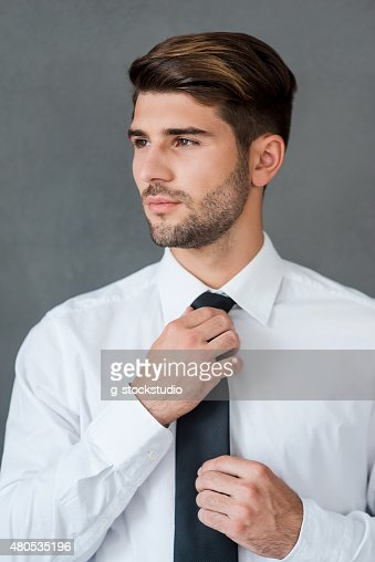 Young and successful. : Stock Photo