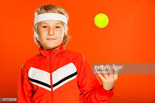 Joven atleta