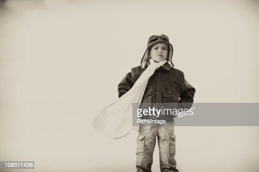 Jeune aviateur