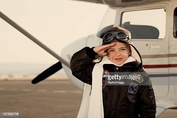 Young Aviator