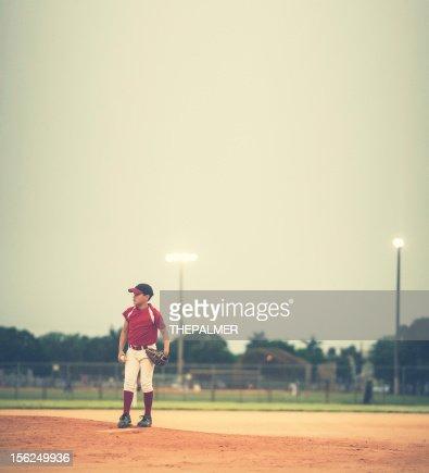 Ligue jeunes de baseball-Lanceur
