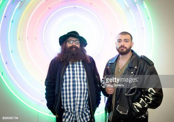 Young Beardo attend the Art Of Elysium 20th Anniversary Celebration at therethere on August 17 2017 in Los Angeles California