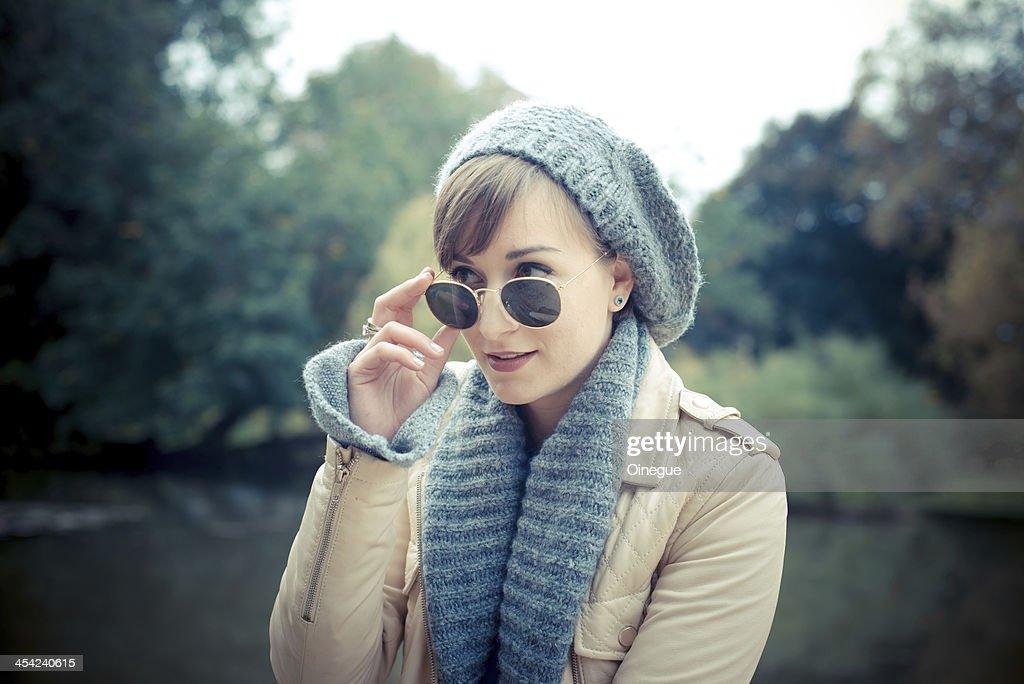 young beautiful woman : Stock Photo