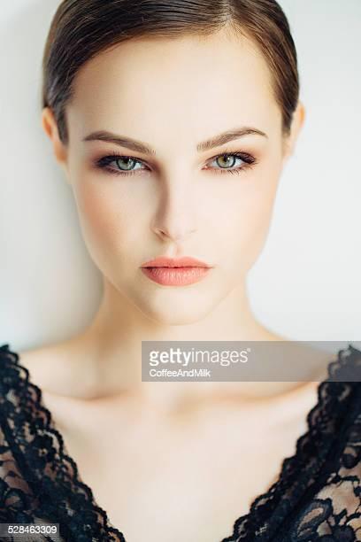 Giovane Bellissima donna