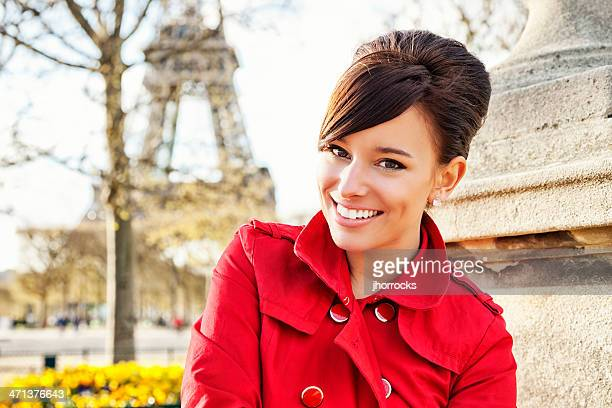 Young Beauty in Paris