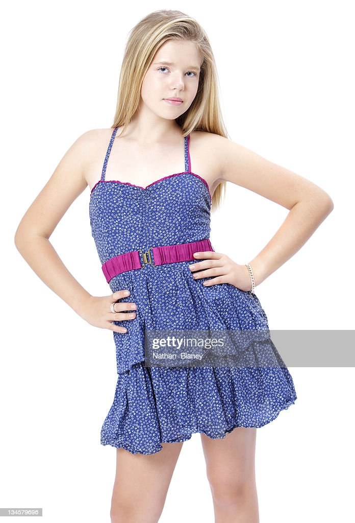 Young Blonde Girl : Stock Photo