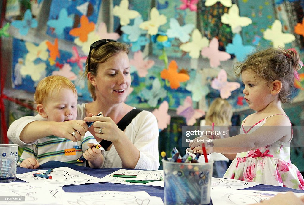 Nsw World 39 S Biggest Playgroup Day Getty Images