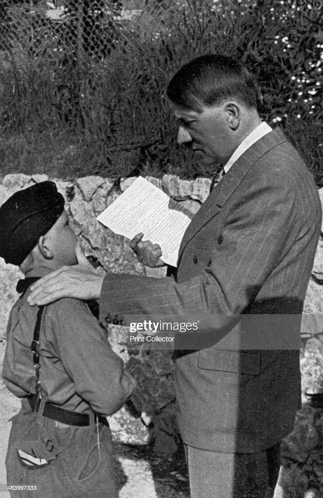 """the love of adolf hitler for his mother He had also never witnessed """"anyone so prostrate with grief as adolf hitler"""" as  he sat by his mother's deathbed, sketching her to """"preserve a."""
