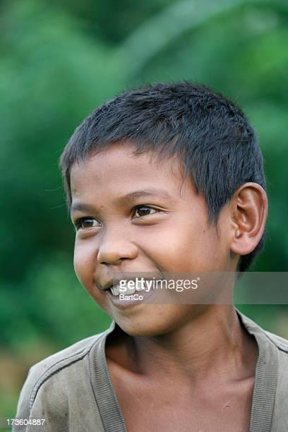 Young boy on Sumba