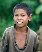 Young boy on Sumba