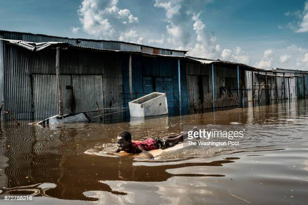 a piece of metal Heavy rains and floods have affected several parts of South Sudan including Pibor Boma State causing severe damages to public...