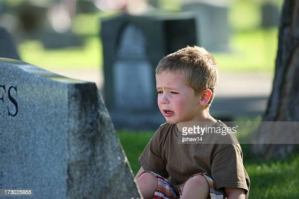 Young boy's Grief