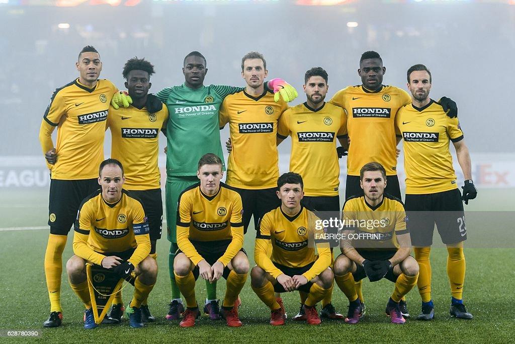 BSC Young Boys v FC Astana - UEFA Europa League