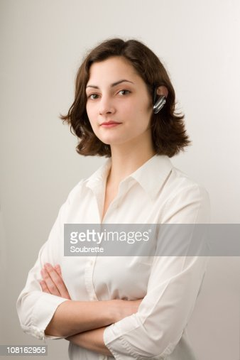 Young Business Woman : Stock Photo