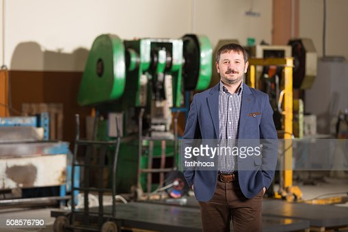 Young Businessman Portrait : Stock Photo