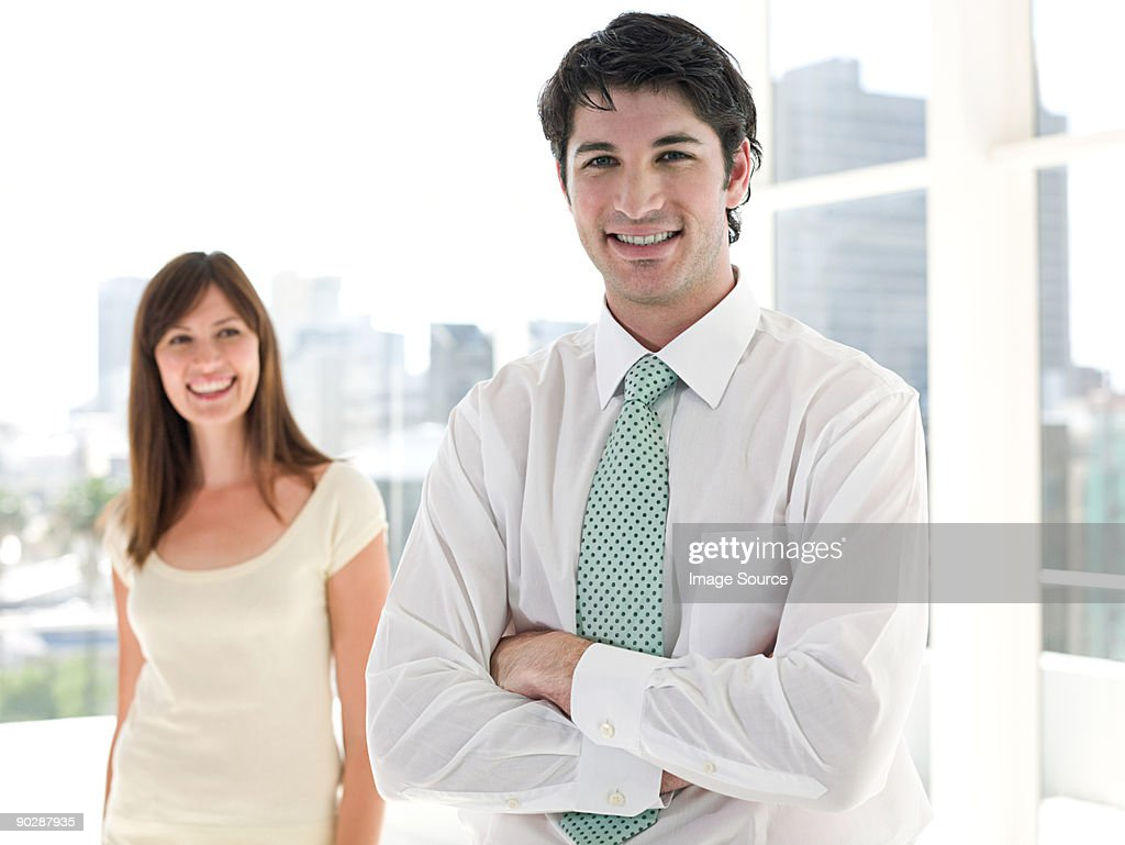 Young businesspeople : Stock Photo